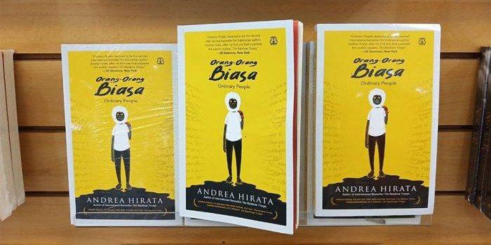 Review Novel Berjudul Orang - Orang Biasa
