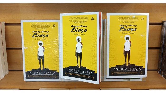 Review Novel Berjudul Orang – Orang Biasa